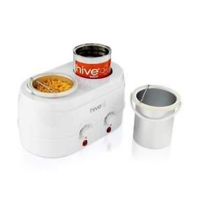 Hive Dual 1000cc & 500cc Analogue Wax Heater