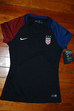 NEW Women's Nike Team USA Away Soccer Dri-Fit Jersey (Small) United States