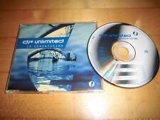 DJs Unlimited-la serenissima gran Maxi-CD (Dan 667918 2)
