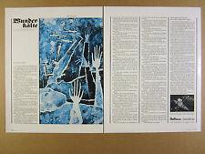 1962 Frank Riley science fiction short story Hoffman Electronics vintage Ad