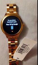 Fossil Q Venture Gen 3 Smartwatch Women's Rose Gold Stainless Steel Touchscreen