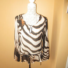 Roberto Cavalli for Target Tunic Top.Size 12. RRP $ 59.00