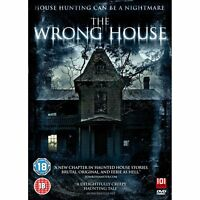 The Wrong House (DVD, 2013)