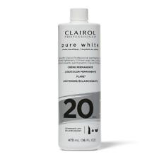 Clairol Professional Pure White Creme Developer 20 Volume 16 Oz