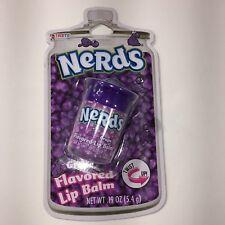 Nerds Grape Candy Flavored Lip Blam Gloss .19oz Novelty New