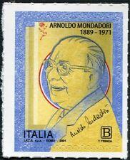 ITALIA 2021: 50° Anniversario della morte di Arnoldo Mondadori