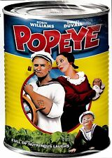 NEW DVD // POPEYE // Robin Williams, Shelley Duvall, Ray Walston, Paul L. Smith,