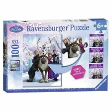 Puzzle e rompicapi multicolore animali in cartone