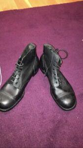 Mint Unissued Original British WW2 AMMO Boots
