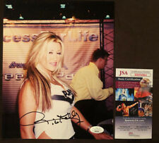 Jill Kelly Hand SIGNED 8X10 PHOTO Autograph Sexy Naughty America HOF JSA COA