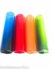 ROCKET FAST FREE SHIPPING! 7/16in Colored Glass Light Covers- 10,000 CUSTOMERS