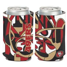 San Francisco 49ers Wincraft Nfl Xfit 12oz Can Coolie Free Ship