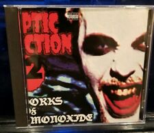 Twiztid - Cryptic Collection 2 PSY4009A Monoxide Cover insane clown posse hok