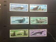 BRITISH ANTARCTIC TERRITORY 1983 Seal Conservation. MNH