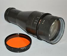COLLECTIBLE! RUSSIAN USSR TAIR-2 (PhS-2) f4.5/300 PHOTOSNIPER LENS