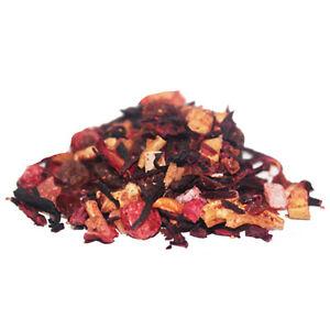 Real Fruit Comfort Tea -  Luxury Loose Leaf Tea - Caffeine-Free - 40g - 60g