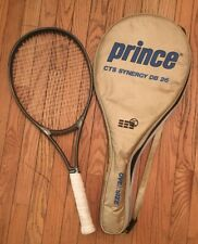 "Prince Cts Synergy Db 26 Oversize Tennis Racquet 4 3/8"", 3 Grip With Cover"