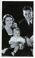 Betty & Bob Drake Promotional Photo 1930s Radio Soap Opera Stars 3 KU