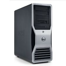 DELL Precision T7500 INTEL Xeon E5530 2,40GHz CPU 2GB RAM 320GB HDD Windows