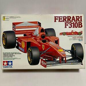 Tamiya 1/20 Ferrari F310B 1997 #3 Michel Schumacher Plastic Car Model Kit