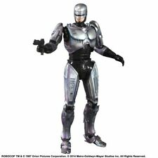 "Square Enix 1987 Robocop Play Arts Kai 9"" Movie Action Figure *New ~ Sealed"