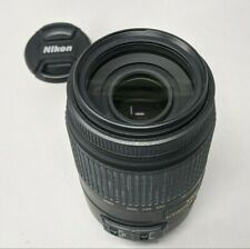 Nikon NIKKOR 55-300mm f/4.5-5.6 DX G SWM AF-S VR A/M ED HRI Lens