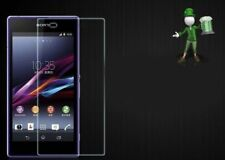 2 x Front  Genuine 9H Tempered Glass Screen Protector For Sony Xperia Z1 C6902