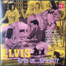 """Elvis - """"Spin in..Spin Out"""" - 7Inch bootleg CD - RARE  only 50 copies made"""