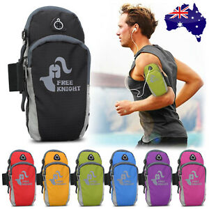 Sports Gym Running Slim Armband for Samsung Galaxy Note 20 S20 Plus 5G Arm Band
