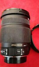 Objetivo Para Nikon Sigma 18 250