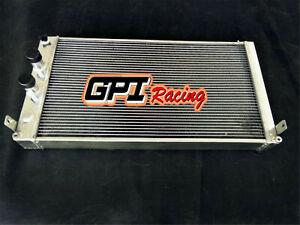 62MM For Ferrari DeTomaso DE TOMASO PANTERA 5.8L 1971-1989 MT aluminum radiator