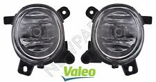For Audi A4 A5 A6 Quattro Q3 08-15 Front Right & Left Fog Lights OEM Valeo Set