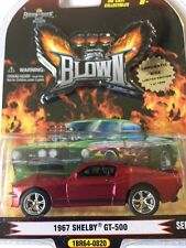 1 BADD RIDE Blown 67 1967 Shelby GT-500 Chromatic Ride Limited Edition 1/64Scale