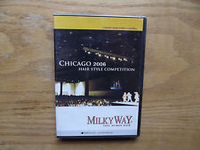 Chicago 2006 Hair Style Competition (DVD)  Milky Way 100% Human Hair - New