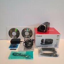 Canon Vixia Hf R300 Hd 1080 Memory Photo/Camcorder 51x Advanced Zoom Tested!