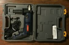 Ryobi D550h Electric 2 Speed Hammer Drill With Case