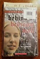 BEHIND THE BEDROOM WALL BOOK - FOUR PERFECT PEBBLES LOT OF 3 BRAND NEW SEALED