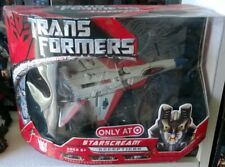 vintage style color Transformers movie Starscream figure Target exclusive