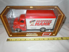 Hardware Hank 1953 Ford Delivery Van Bank By Ertl  !