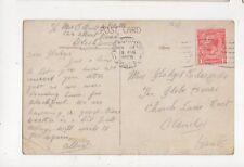 Miss Gladys Edwards Glebe House Church Lane East Aldershot 1926 489a