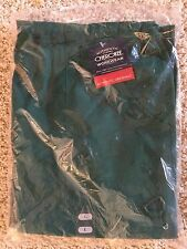 NEW Authentic Cherokee Forest Green Nursing Scrubs Unisex size L Pants