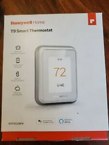 Honeywell RCHT9510WFW Home T9 Smart Thermostat - White New