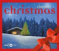 R./ALAGNA,R./THE KING'S SINGERS/ANDRÉ VILLAZON - CLASSICAL CHRISTMAS 3 CD NEW+
