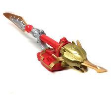 """Power Rangers Megaforce Gaceta Rojo Espada Ranger 16"""" arma con sonido FX Raro"""