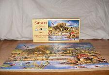 Puzzle, Educational, Safari, 200 Piece