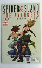 Spider-Island Avengers (Marvel) #1 2011 VF/FN
