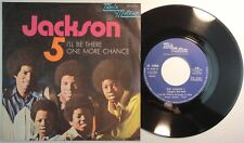 "7"" JACKSON FIVE 5 ‎– I'll Be There 45RPM Spain 1970 N.MINT * Tamla Motown"