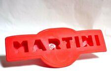 G798_MARTINI Vassoio in silicone forma ghiaccio - Vintage