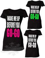 RETRO 80`s,WAKE ME UP BEFORE YOU GO GO,FANCY DRESS, TANK TOP, DRESS, t-shirt