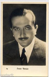 vera fotografia Cartolina di ENRICO VIARISIO primi anni '40